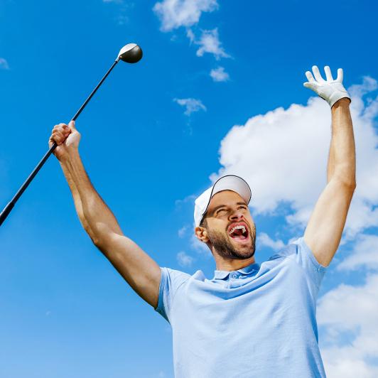 Golfgewinner