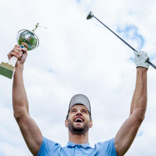 Golfmental-Gewinner