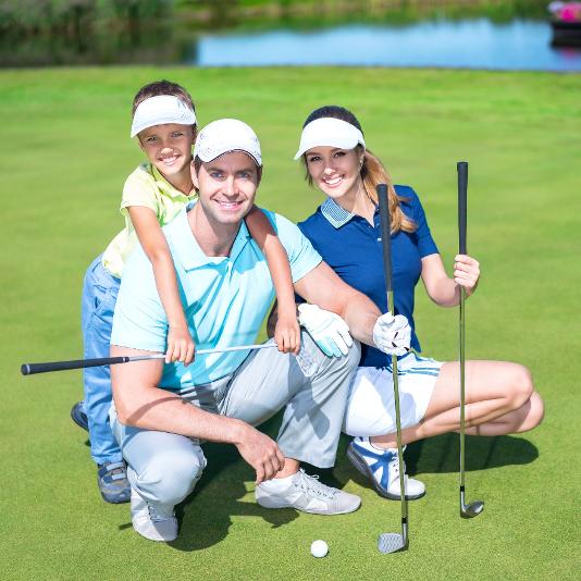 Golferfamilie