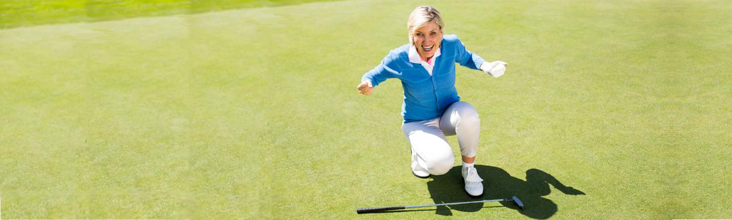 Golferin Slider