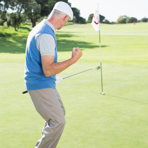 Golf-Einzelcoaching